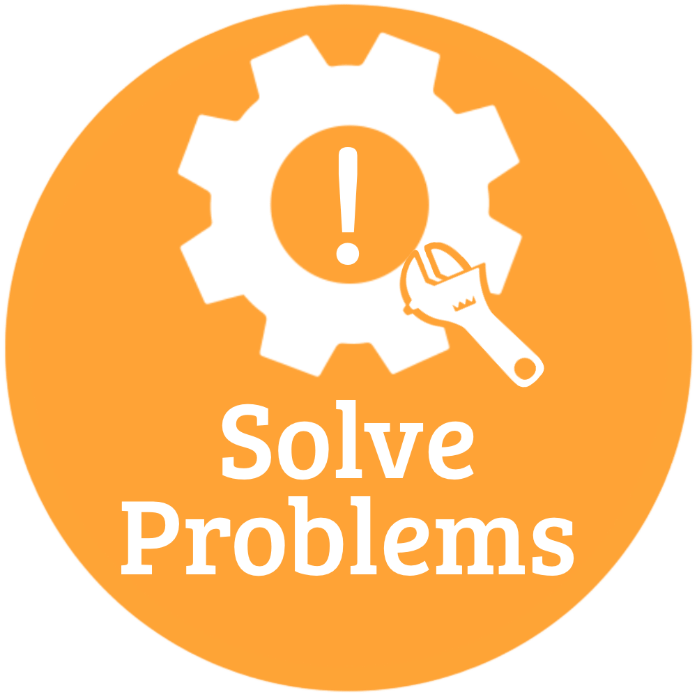 Identify and Fix Problems